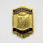 Non-Member Newspaper Staff Pin